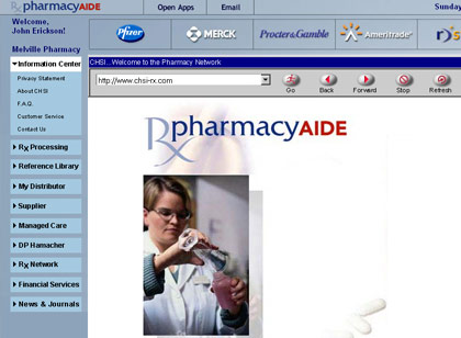 PharmacyAide Browser